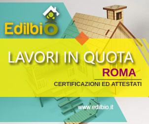 lavori in quota roma