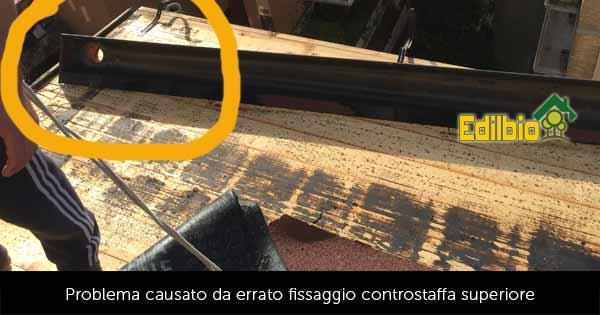 edilbio intervento riparazione guaina tettoia roma