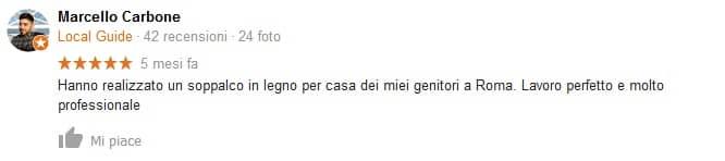 recensione soppalchi roma