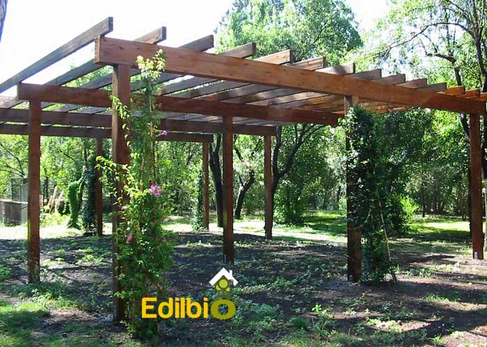 Pergole roma realizzazione pergole in legno da giardino