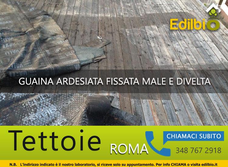 manutenzione tettoie roma