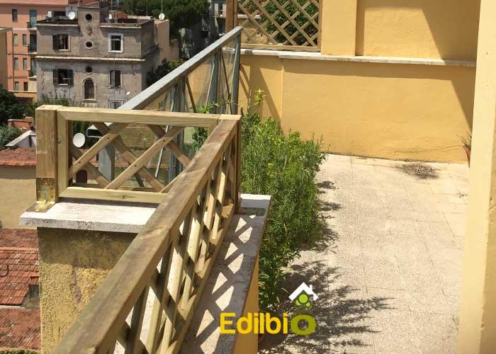 Recinzioni-in-Legno-balcone-Roma