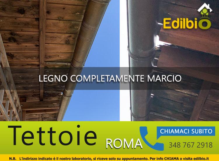 riparazione tettoie roma